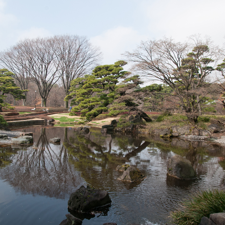 니노마루 정원