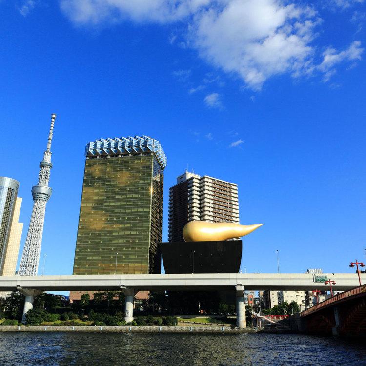朝日集團總公司大樓