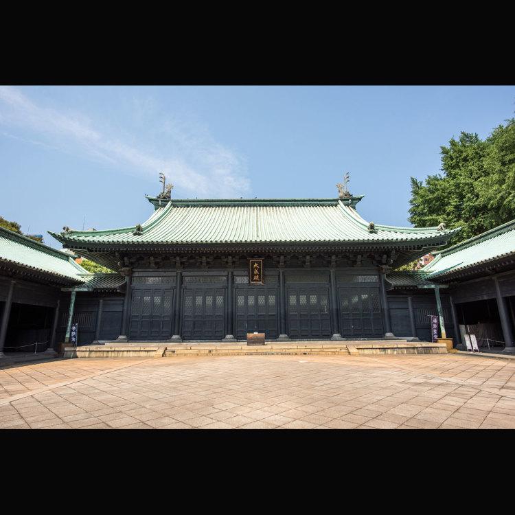 Yushima temple