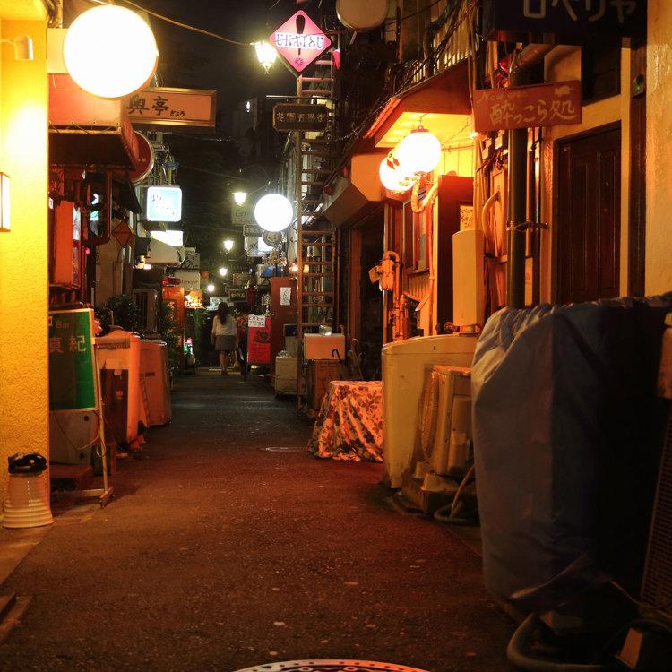 Shinjuku Hanazono Golden Town
