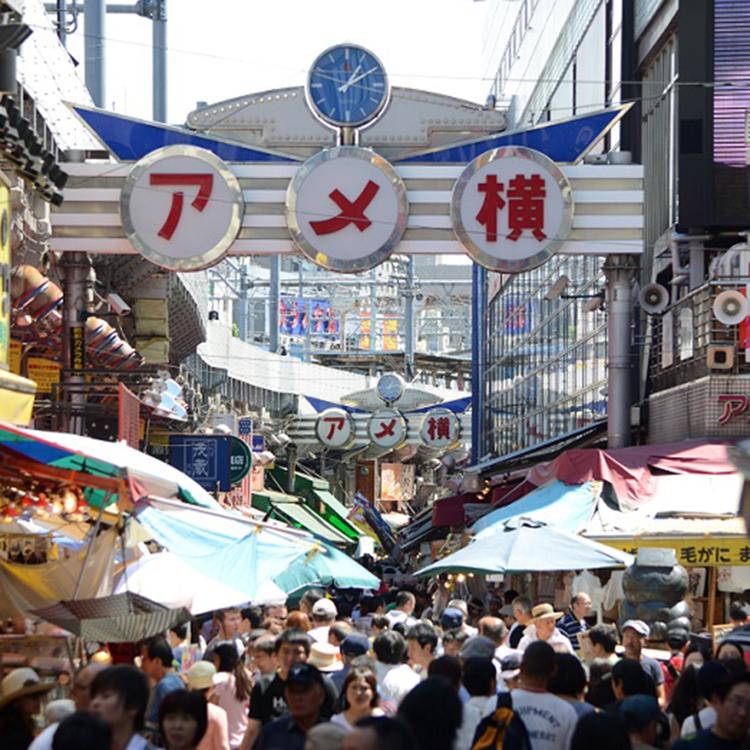 阿美橫商店街