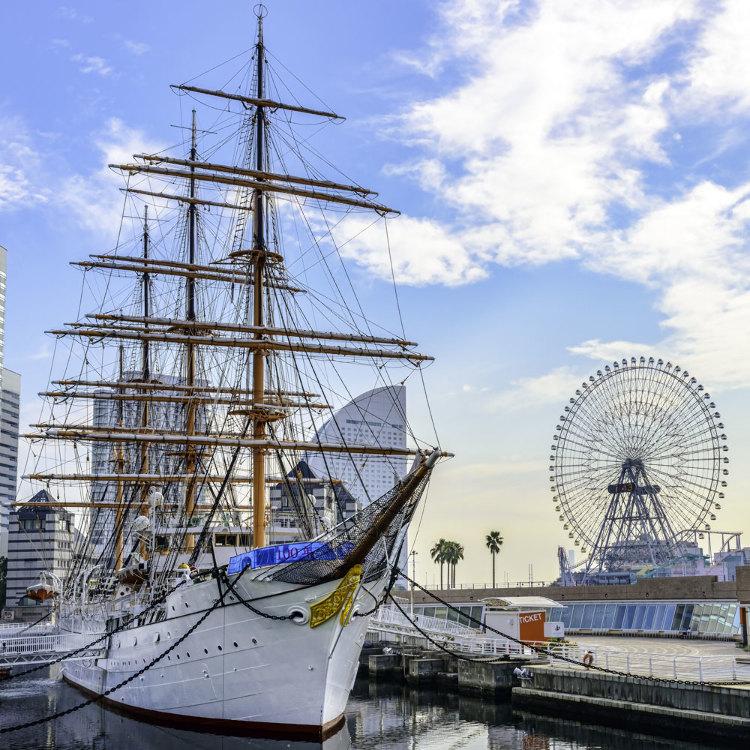 Sail Training Ship NIPPON MARU