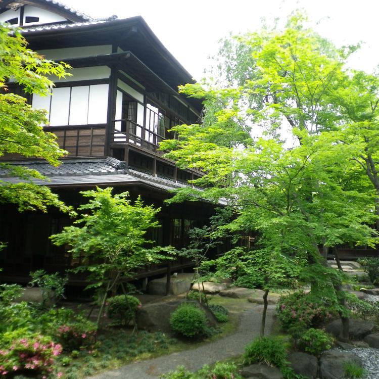 The Former Kusuo Yasuda Residence Garden
