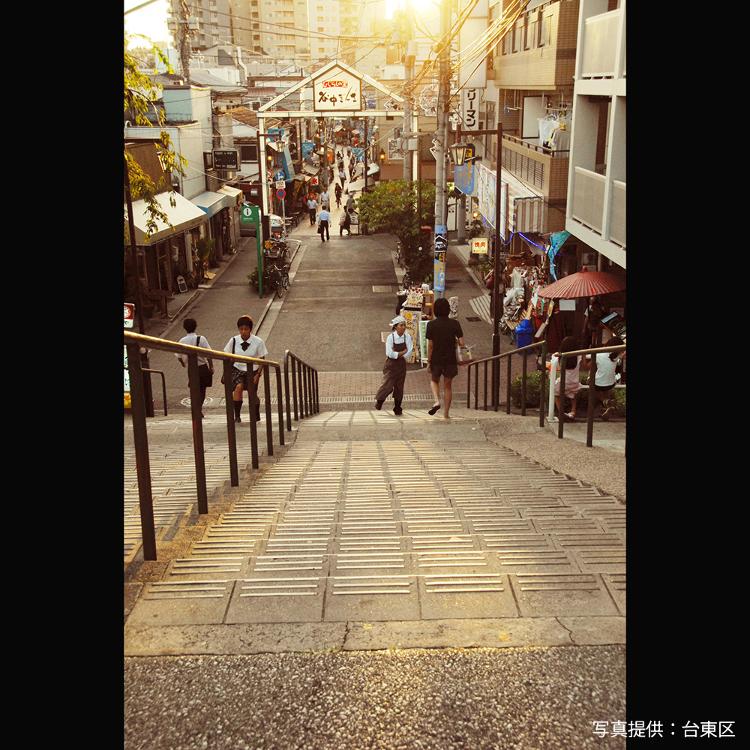 Yanakaginza Shopping Street