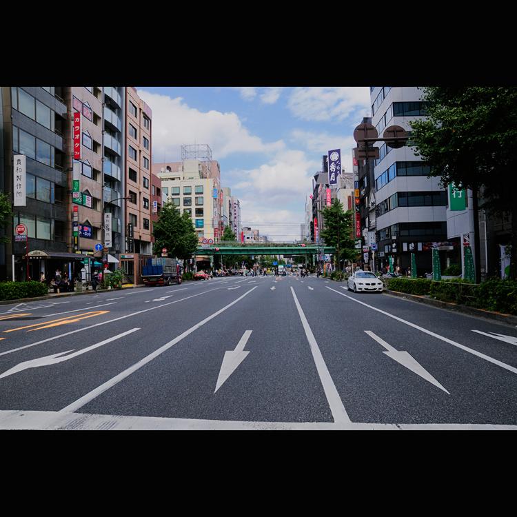 江户大街批发街