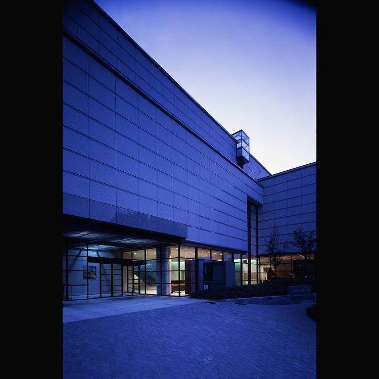 目黒区美術館