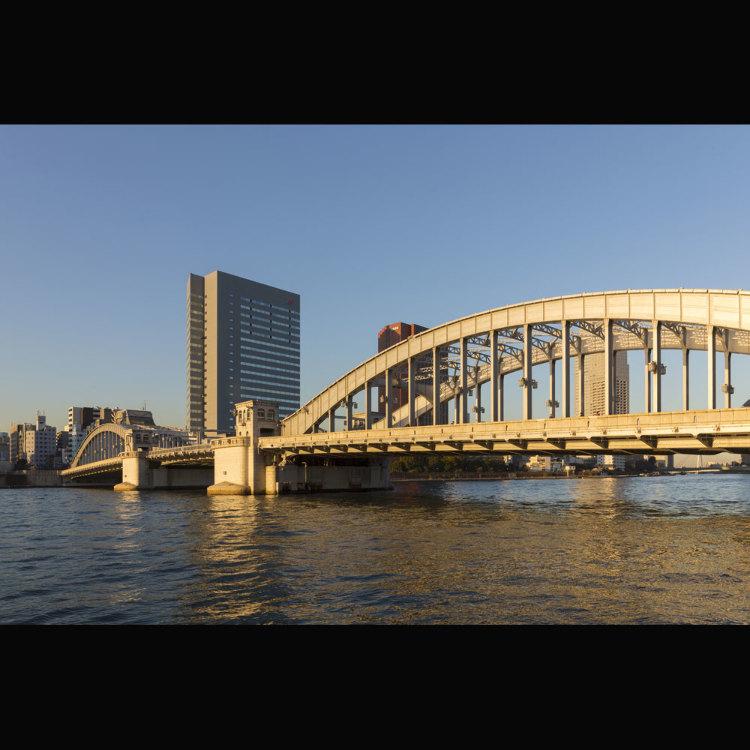 Kachidoki Bashi Bridge