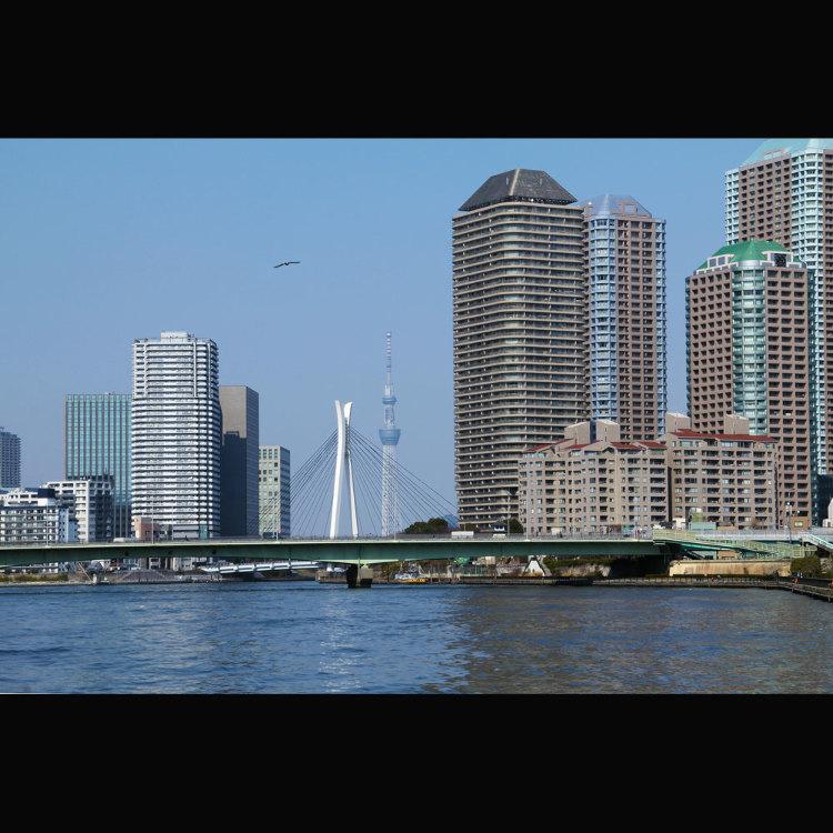 Tsukuda-Ohashi Bridge