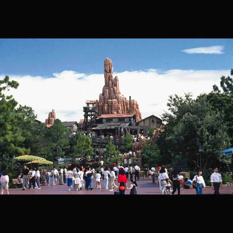 Tokyo Disneyland©