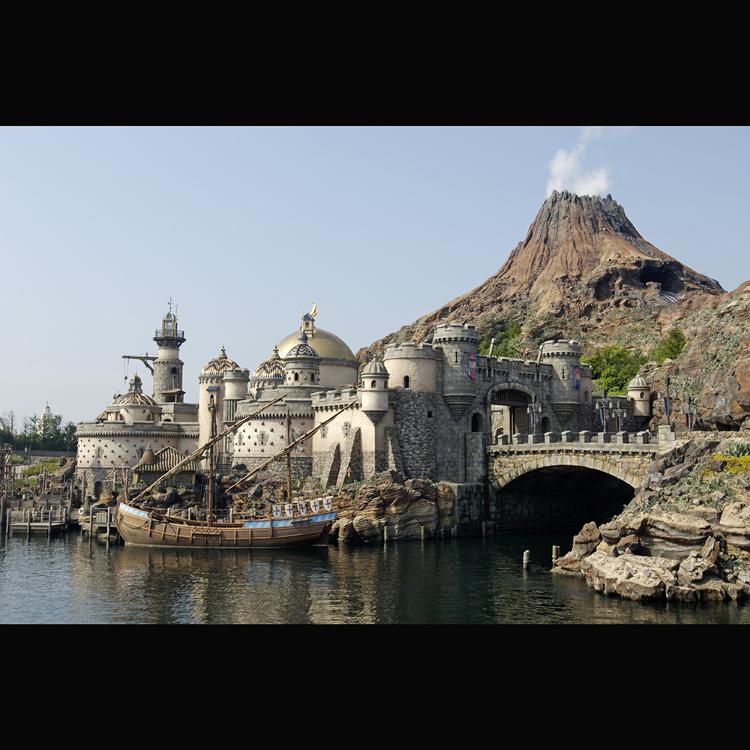 Tokyo Disney Sea©