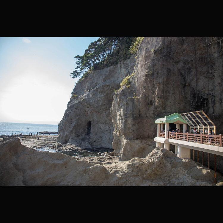 에노시마 이와야 바위굴