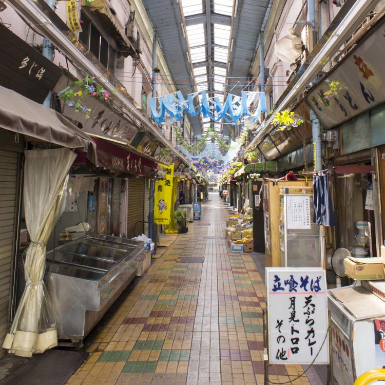 Tateishi Nakamise
