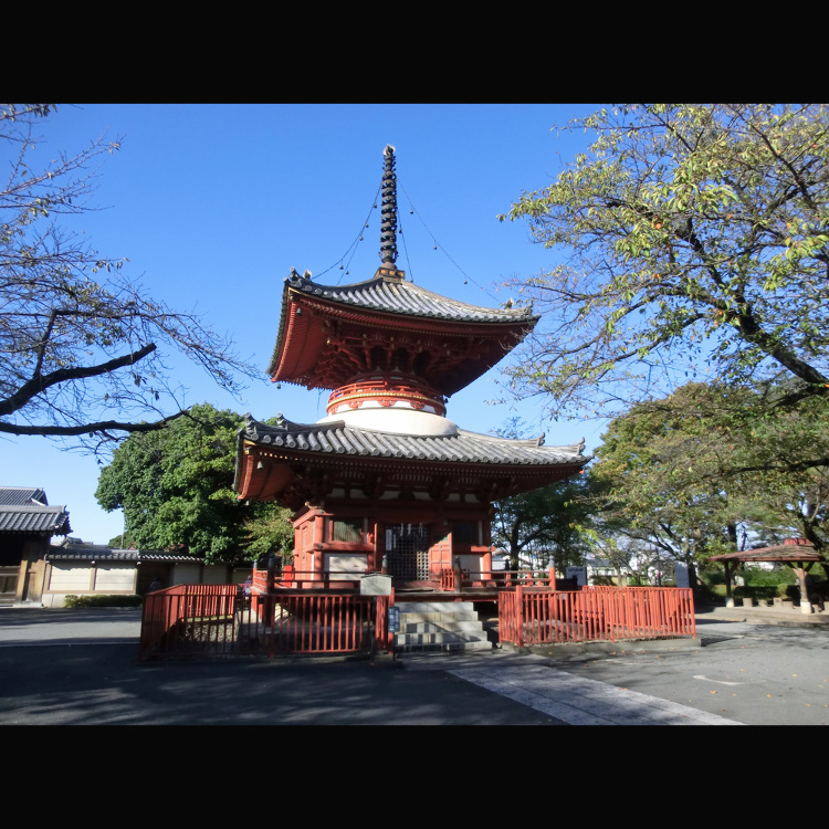 Kawagoedaishi Kitain Temple