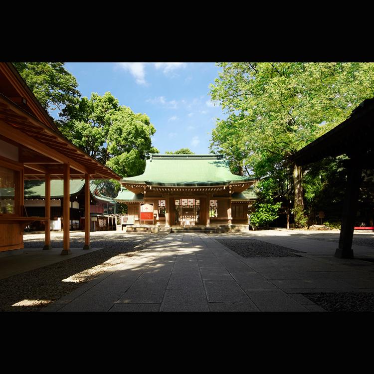 Kawagoehikawa Shrine