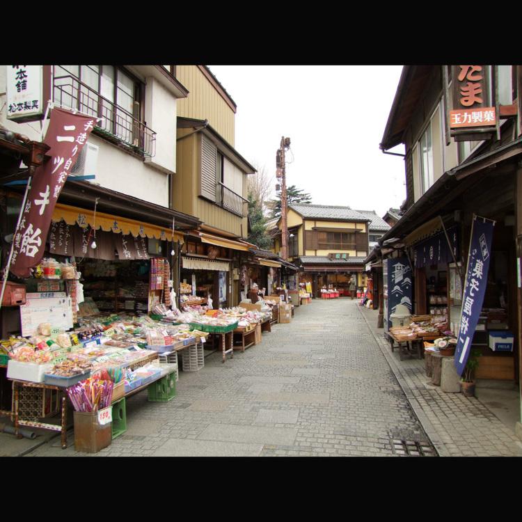 Kashiya Yokocho Candy Alley