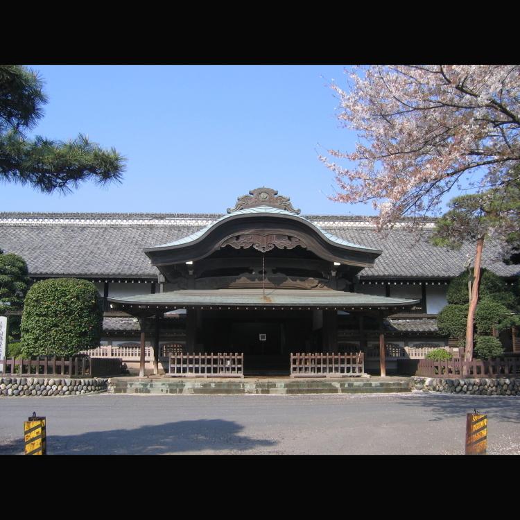 Kawagoe Honmaru Goten