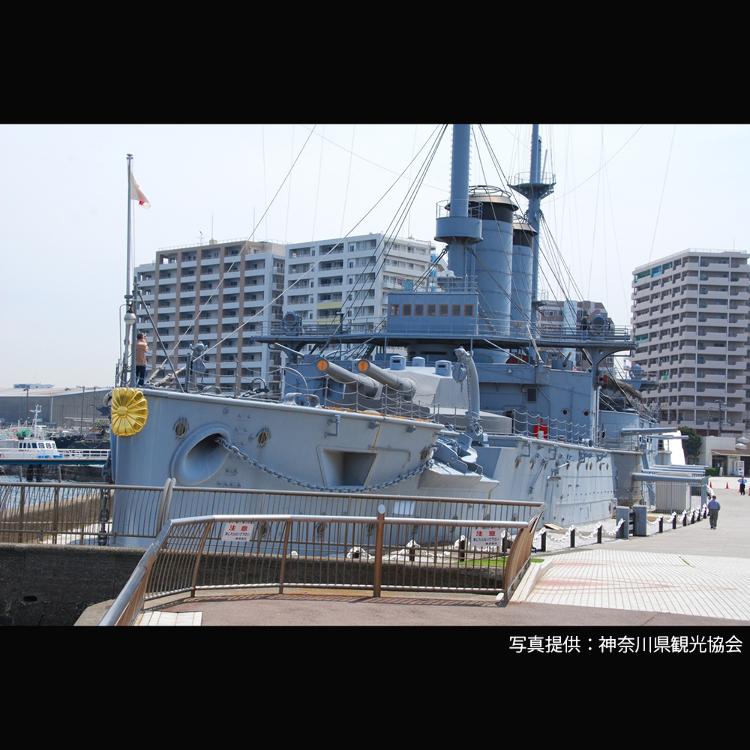 Memorial Ship Mikasa - LIVE JAPAN (Japanese travel