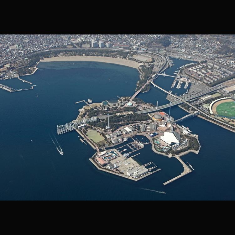 横滨八景岛海岛乐园