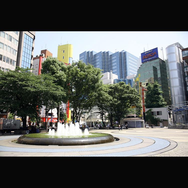 Ikebukuro Nishiguchi Park