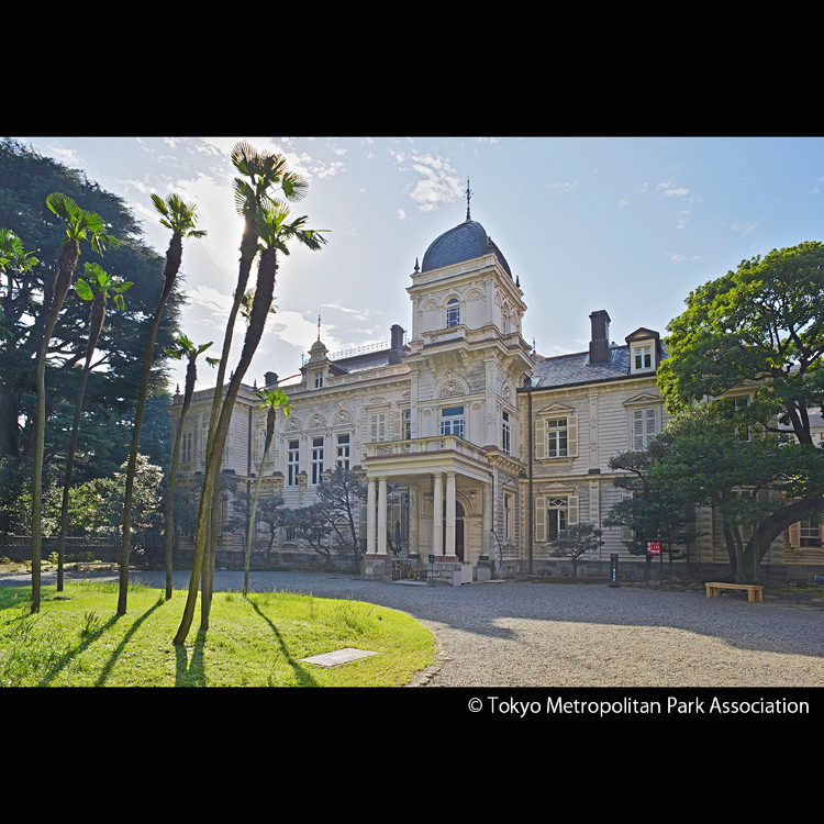旧岩崎邸庭园