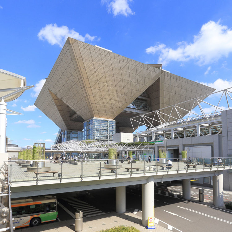 東京Big Sight(東京國際展示場)