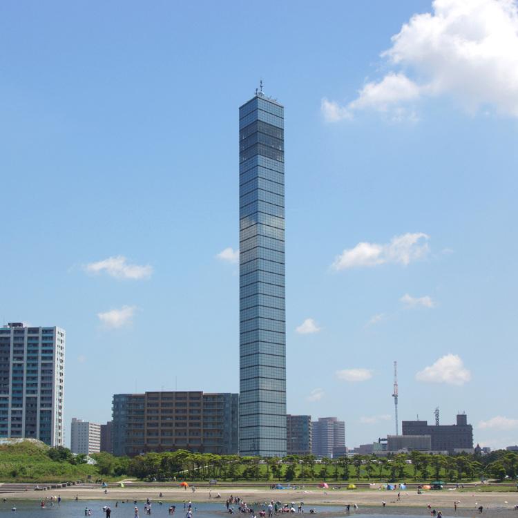 千葉港展望塔