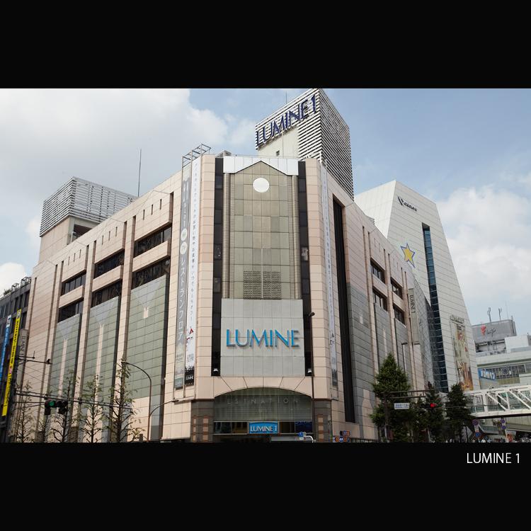 LUMINE Shinjuku