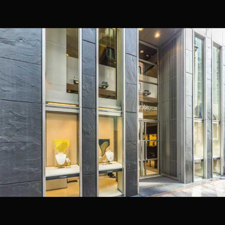 Boutique Cartier Tokyo - Ginza Namiki