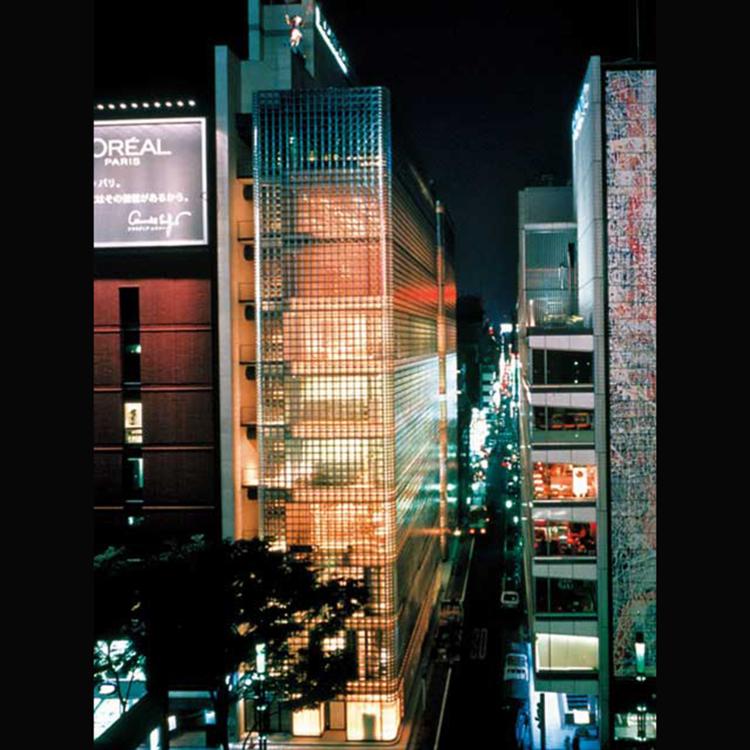 Maison Hermès - Ginza