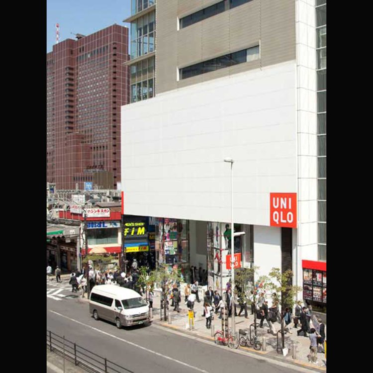 UNIQLO - Shinjuku West Exit