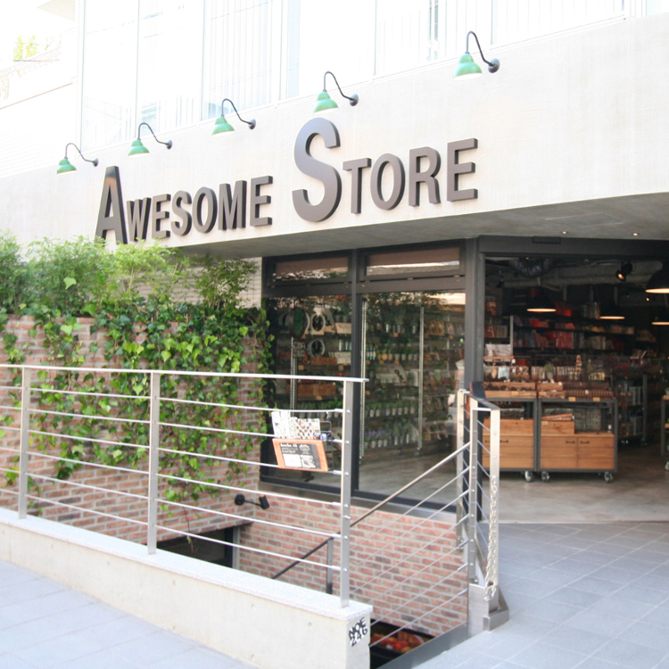 AWESOME STORE Harajuku Omotesando