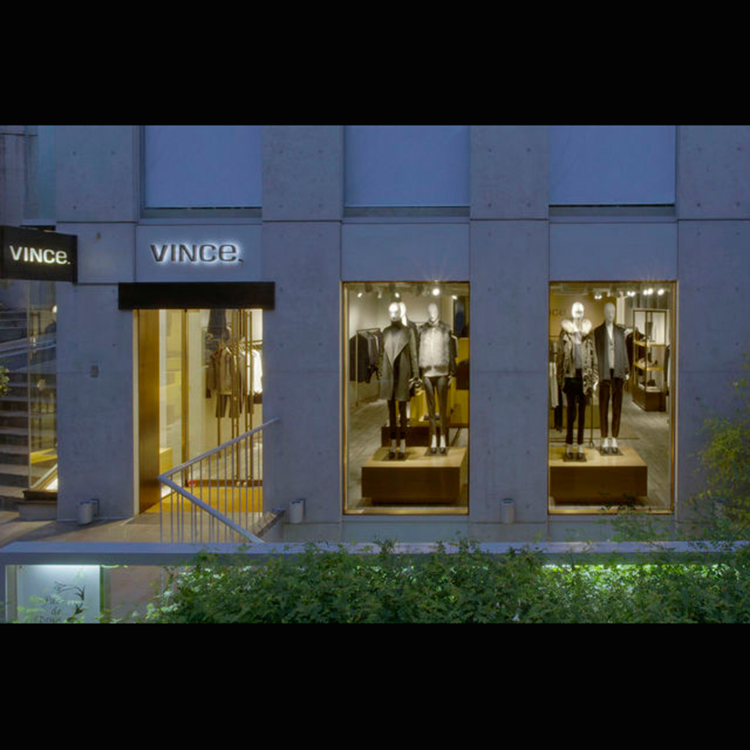 VINCE 表参道店