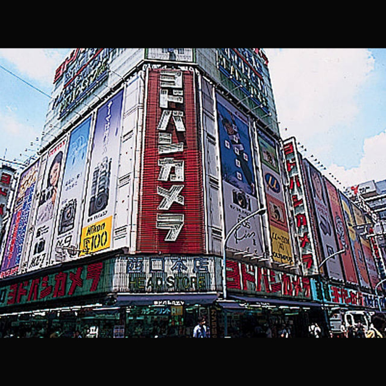Yodobashi Camera Shinjuku West Main Store
