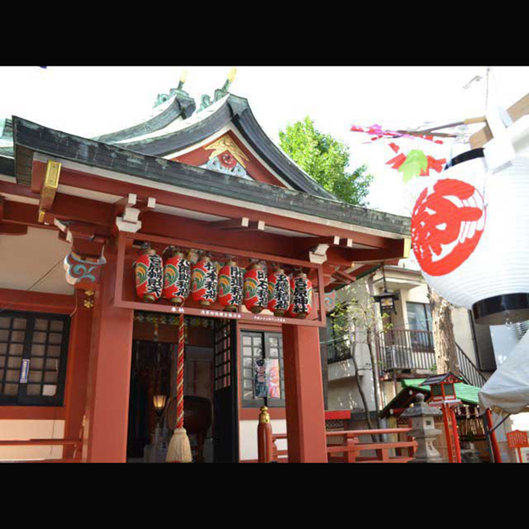 Yoshiwara Shrine