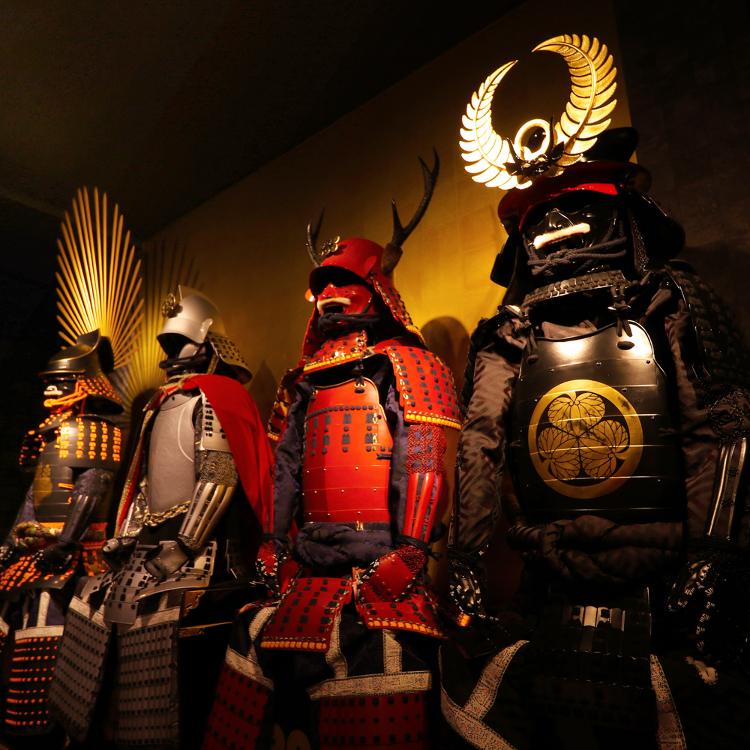 SENGOKU PHOTO STUDIO SAMURAI
