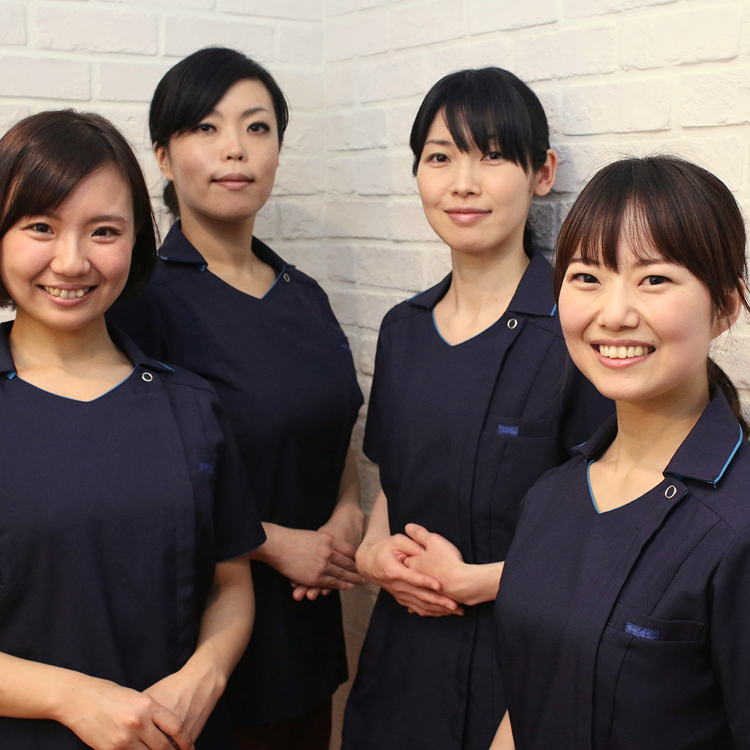 "Hug-Pillow & Sideways-Massage-salonand-hand"" SHIBUYA-MIYAMASUZAKA"""