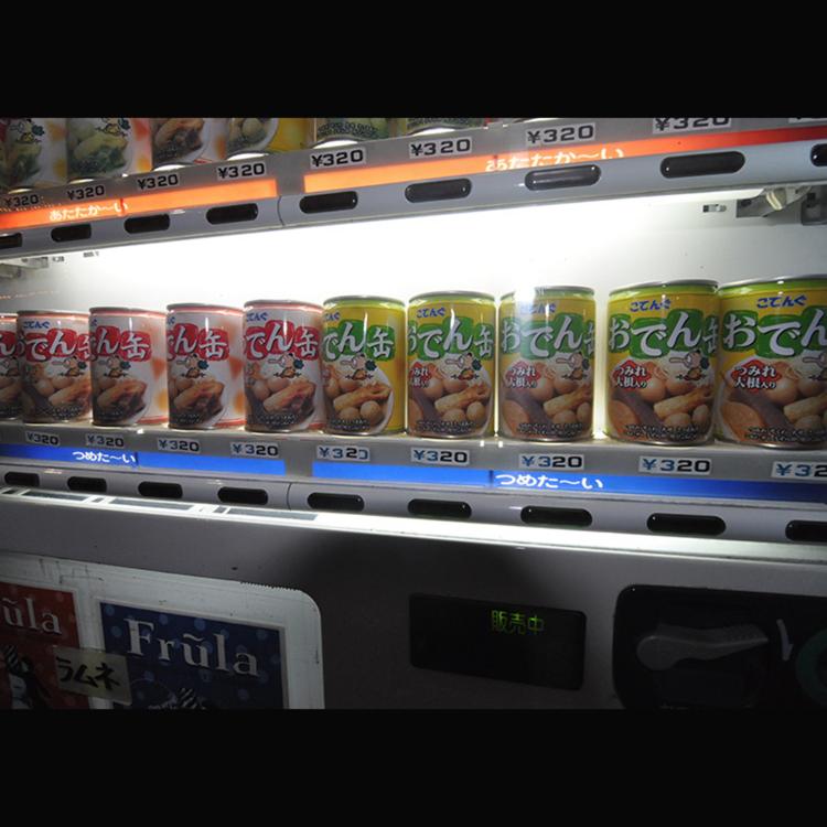 CHICHIBU DENKI Building vending machine