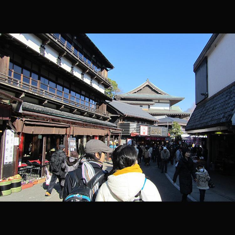 Shinsho-ji Omotesando