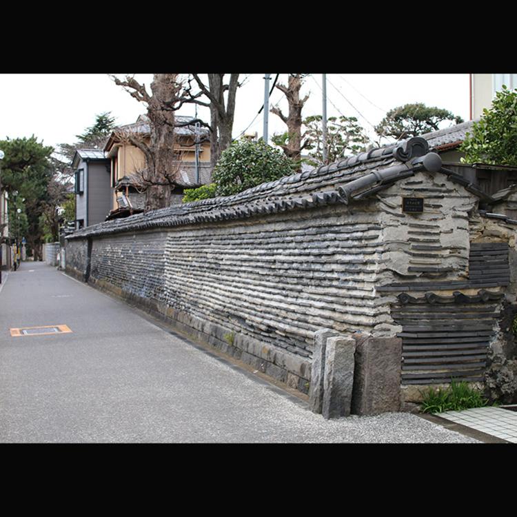 Tsuiji wall