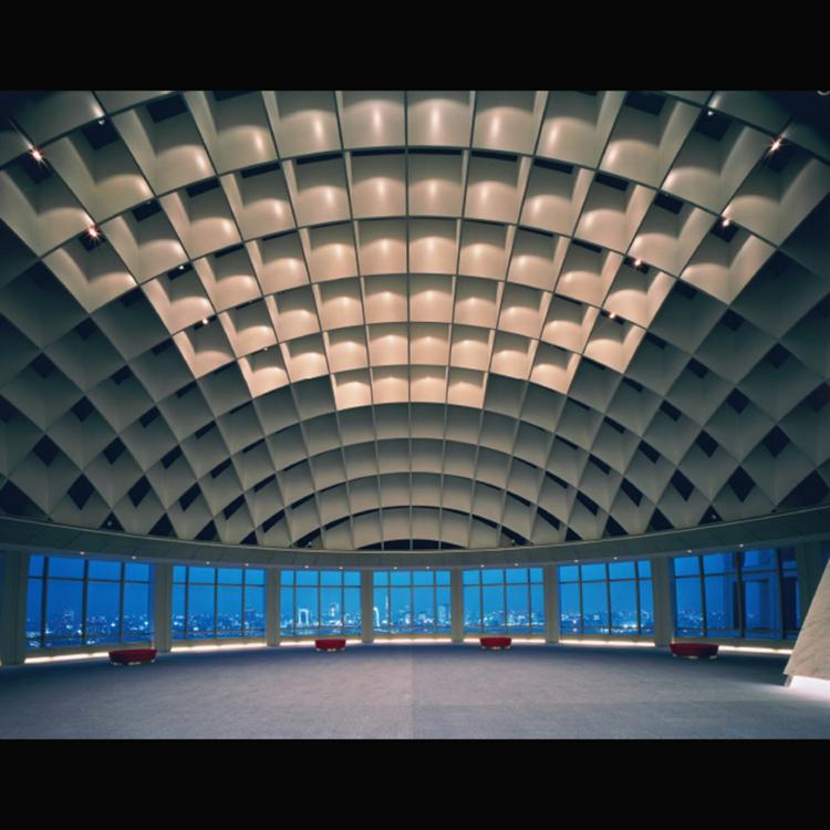 Hachitama Spherical Observation Room