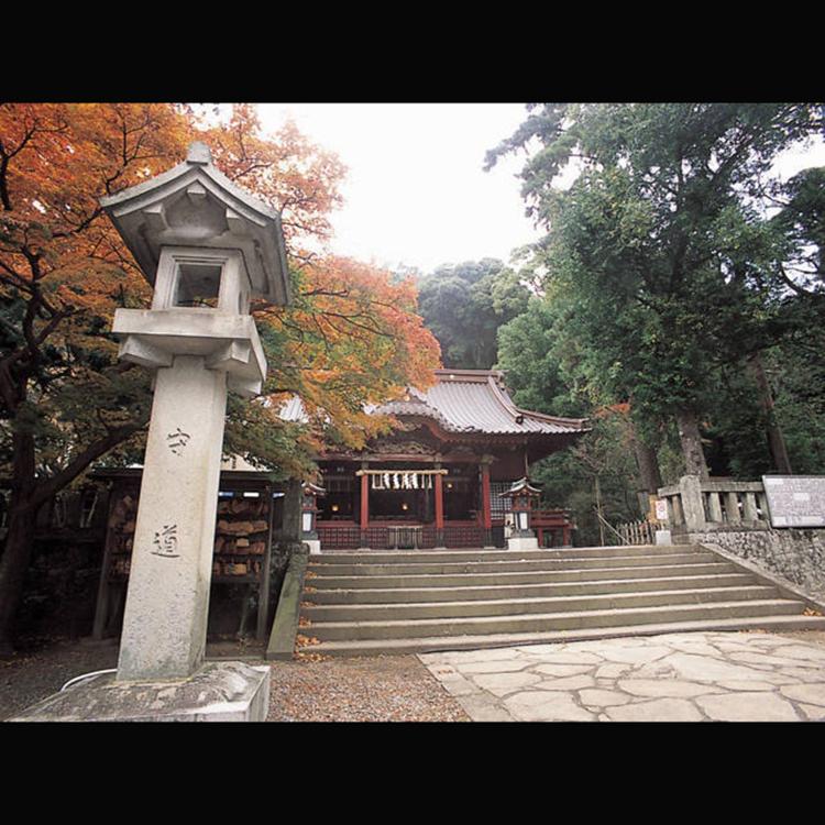 Izusan Shrine