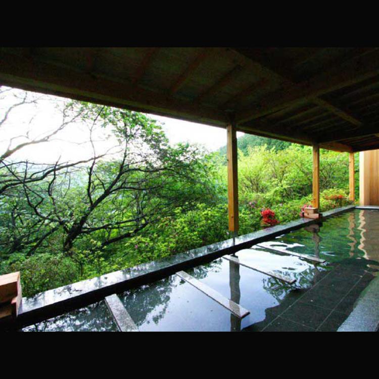 熱海森の温泉ホテル