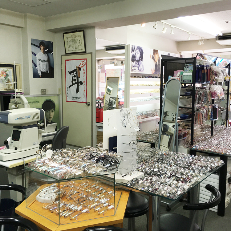 メガネ・コンタクト 369+ 御徒町本店
