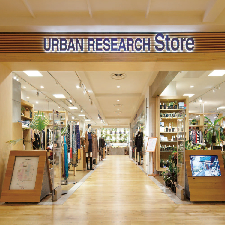 URBAN RESEARCH Store Tokyo Skytree Town Solamachi