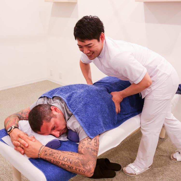 リコア鍼灸整骨院