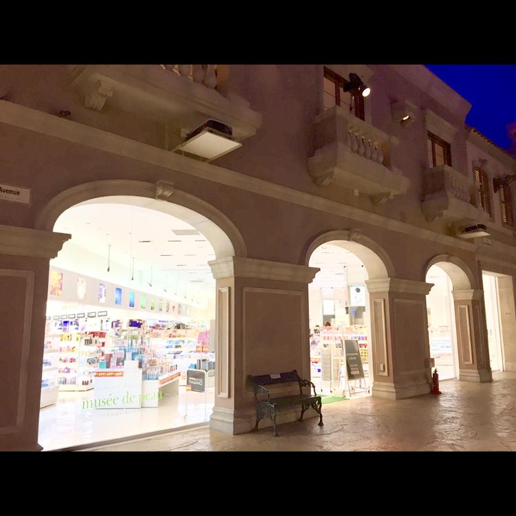 ミュゼ・ド・ポゥ ヴィーナスフォート店