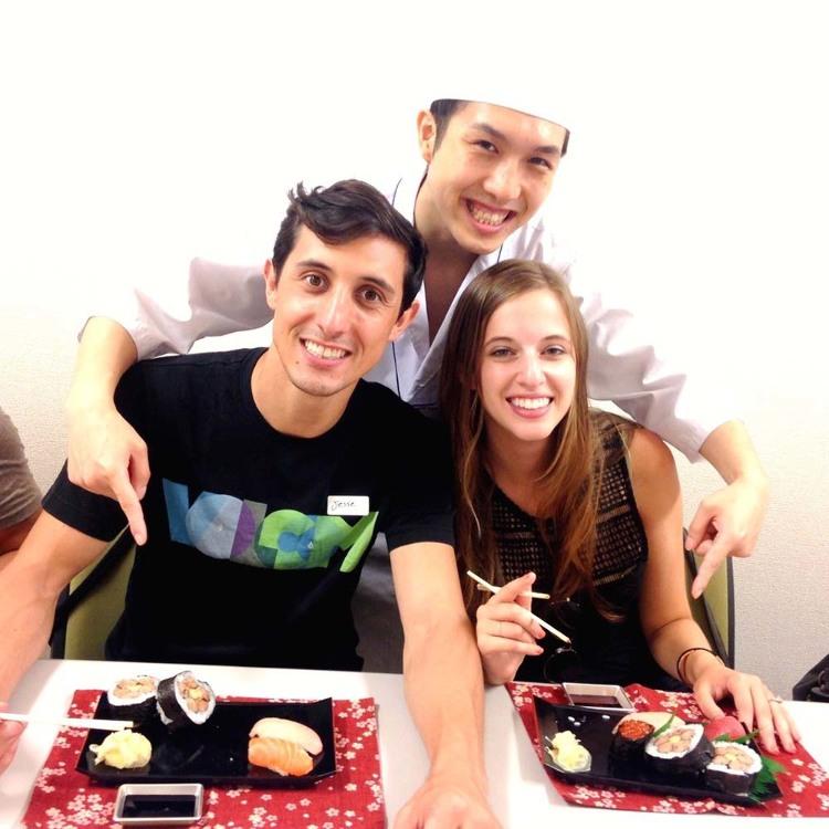 Tokyo Sushi-Making Tour