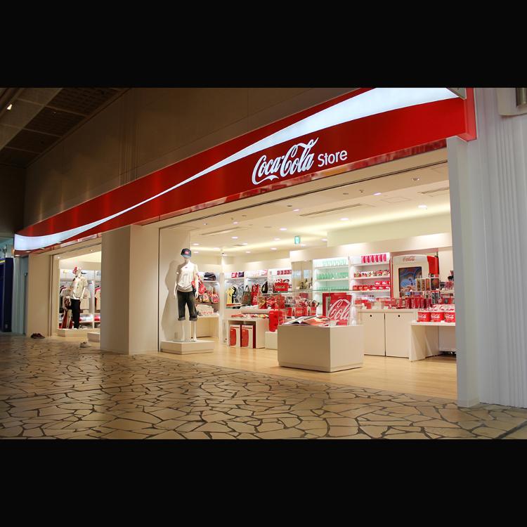 Coca・Cola Store Odaiba