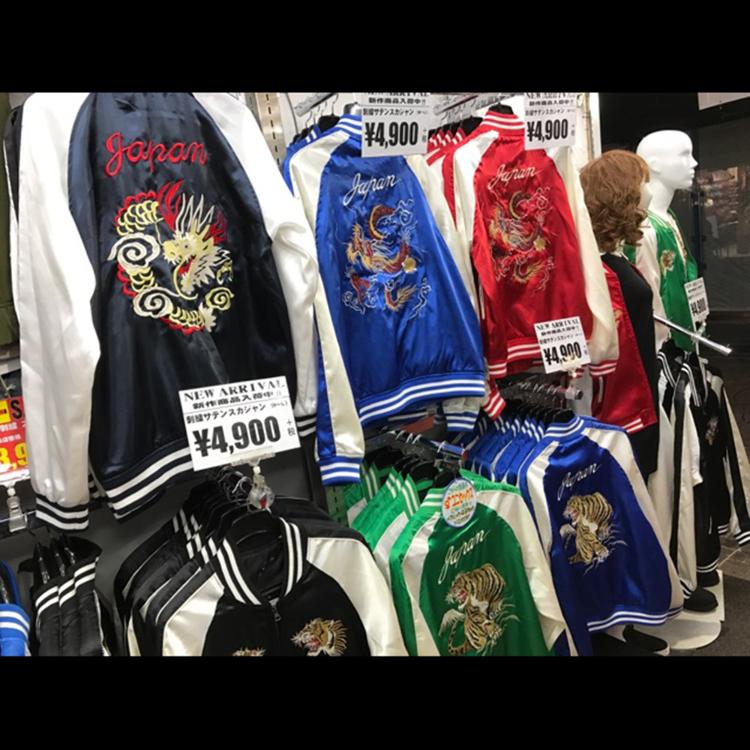 WOODEN DOLL Takeshita Street store