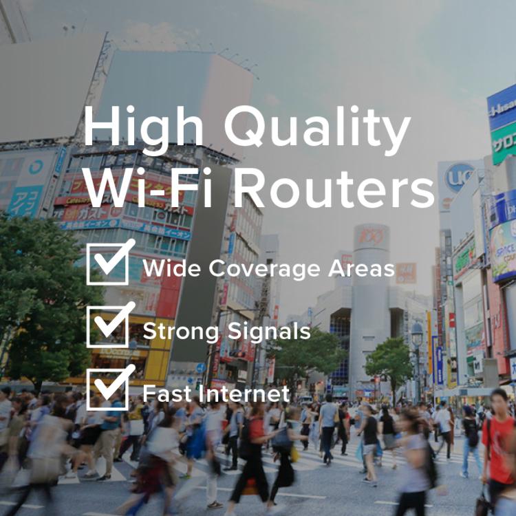 Wi-Fi 租用屋さん